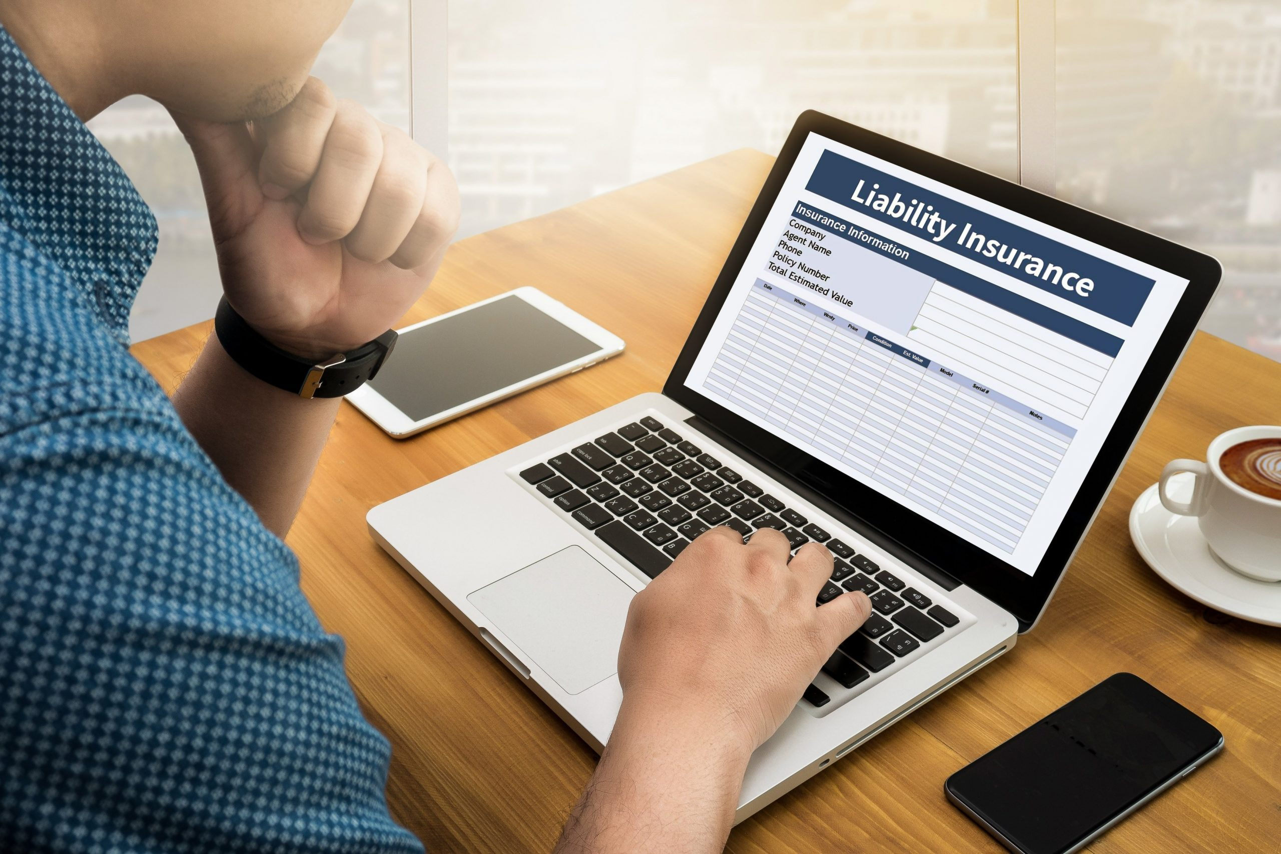 Buying Business Insurance Online - What To Consider!!