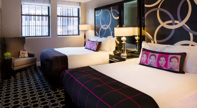 Review of The Muse, a Kimpton Hotel in New York